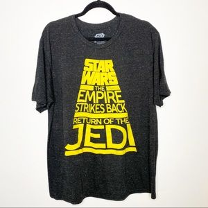 Star Wars The Empire Strikes Back Graphic Tee